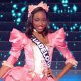 Miss Guadeloupe   :   Kenza Andreze-Louison   - élection de Miss France 2021 sur TF1 le 19 décembre 2020 sur TF1
