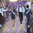 Arrivée du jury - élection de Miss France 2021 sur TF1 le 19 décembre 2020