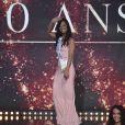 Nathalie Marquay (Miss France 1987), membre du jury - élection de Miss France 2021 sur TF1 le 19 décembre 2020