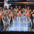 Les 29 Miss régionales en robes courtes pour une chorégraphie en hommage à Versailles et à l'histoire de France - élection de Miss France 2021 du 19 décembre sur TF1