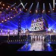 Les Miss font le show lors du défilé en bikini lors de l'élection Miss France 2021 le 19 décembre 2020 sur TF1
