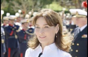 Carla Bruni : Les adolescents sont très fans de la première dame de France !