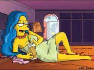 La très sexy Marge Simpson... nue en couverture du nouveau numéro de Playboy !