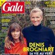 """Couverture du magazine """"Gala"""" du 17 décembre 2020"""