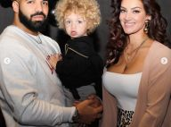 Drake, papa d'Adonis : photos inédites de son fils tout blond, en durag