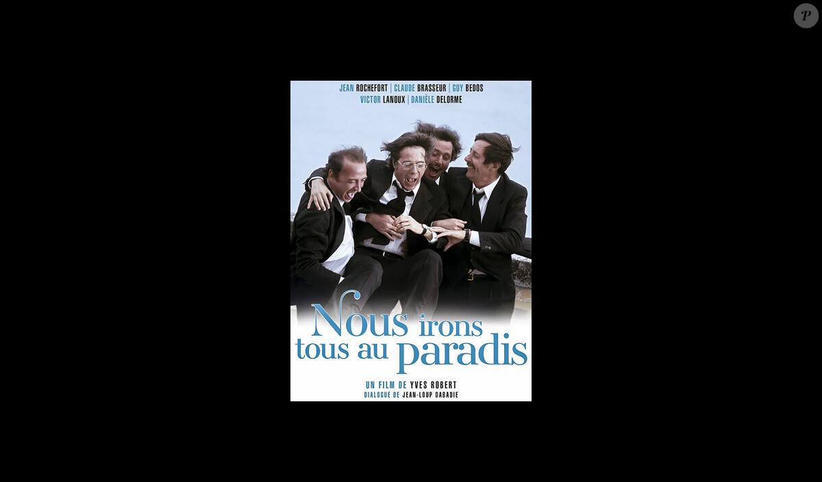Claude Brasseur au paradis avec Jean Rochefort, Guy Bedos... Nombreux hommages