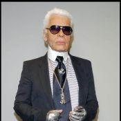 Karl Lagerfeld s'attaque... aux femmes rondes !