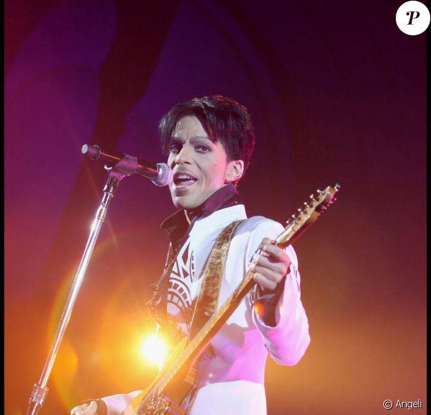 Prince sur la scène du Grand Palais, dimanche 11 octobre 2009 !