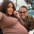 Nikola Lozina et sa fiancée Laura Lempika ont accueilli leur premier enfant, Zlatan, le 11 décembre 2020 - Instagram
