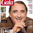 Couverture du nouveau magazine Gala, paru le 31 décembre 2020