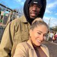 Paul Pogba et sa femme Maria Salaues sur Instagram.