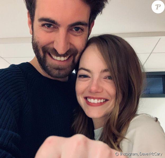 Emma Stone et Dave McCary attendent leur premier enfant.
