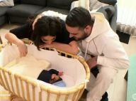 Laura Lempika et Nikola Lozina : Le visage de leur fils Zlatan enfin dévoilé