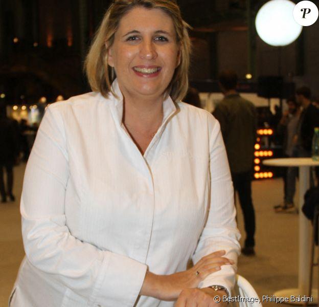 """Exclusive - Stéphanie Le Quellec lors de l'évènement """"Taste of Paris 2017 © Philippe Baldini/Bestimage"""
