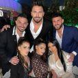 Manon Marsault et Maeva Ghennam positives au coronavirus après une soirée avec Nabilla, Thomas Vergara et Julien Tanti - Instagram
