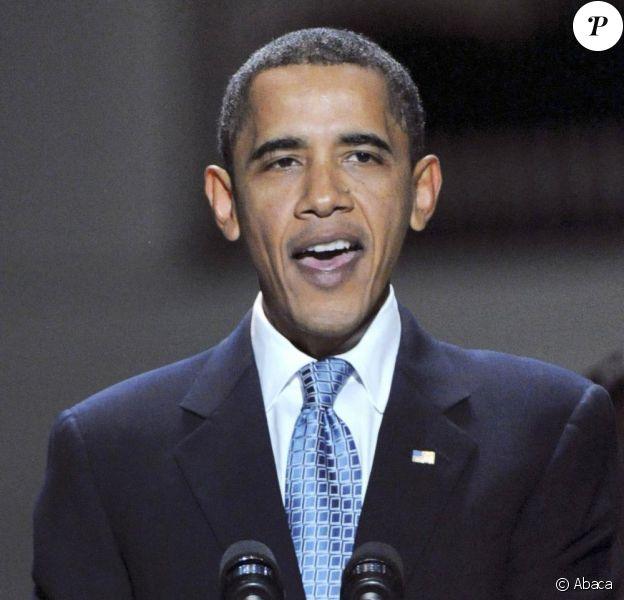 Barack Obama à la fête de la musique latine. 13/10/09