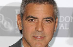 George Clooney très décontracté... entre Bill Murray, Wes Anderson et quelques renards !