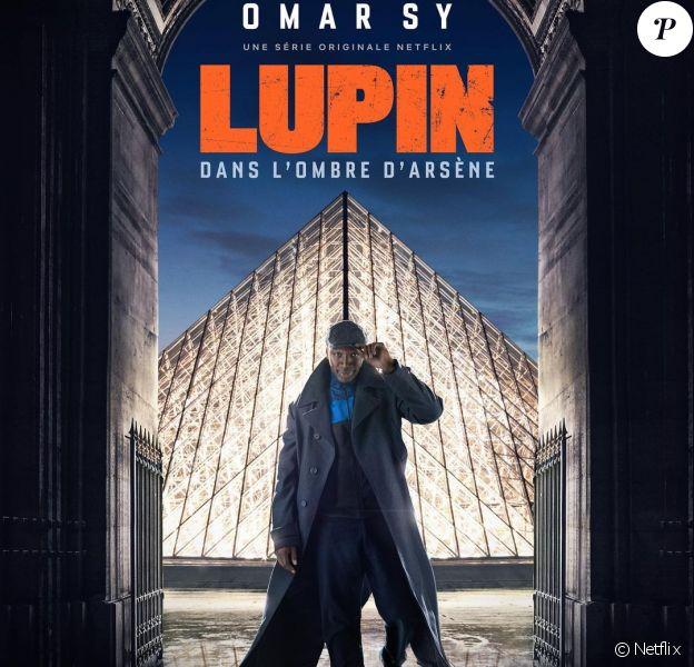 Lupin, sur Netflix, avec Omar Sy.