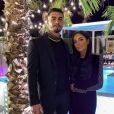 Fidji Ruiz file le parfait amour avec son compagnon Anas à Dubaï, où ils se sont installés.