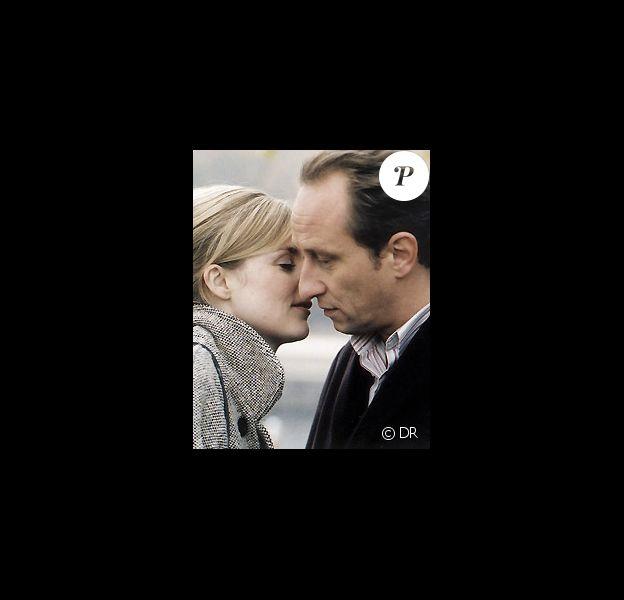 Isabelle Carré et Benoît Poelvoorde dans le film Entre ses mains d'Anne Fontaine