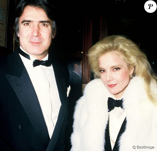 Archives - La chanteuse Sylvie Vartan et Tony Scotti.