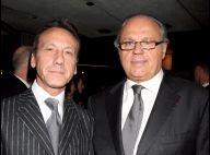 """Gérard Louvin et son mari visés par une plainte pour viols sur mineur : ils dénoncent un """"chantage"""""""