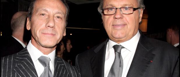 Gérard Louvin et son mari visés par une plainte pour viols sur mineur : ils dénoncent un