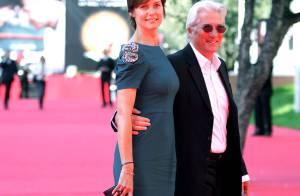 Le toujours séduisant Richard Gere et sa femme... concurrencés par des perles du cinéma !