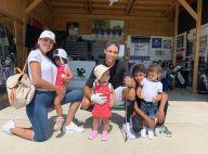 Cristiano Ronaldo : Sa fiancée Georgina et leur fille Alana sont des sosies frappants !