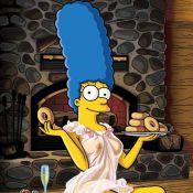 Les Simpsons : toutes les photos sexy de Marge dans Playboy... et toutes les stars pour leurs 20 ans !