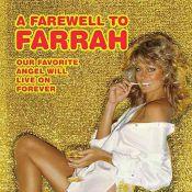Farrah Fawcett : Un hommage en or pour la star trop tôt disparue...