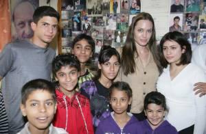 Angelina Jolie et Brad Pitt : plus présents que jamais pour les enfants...