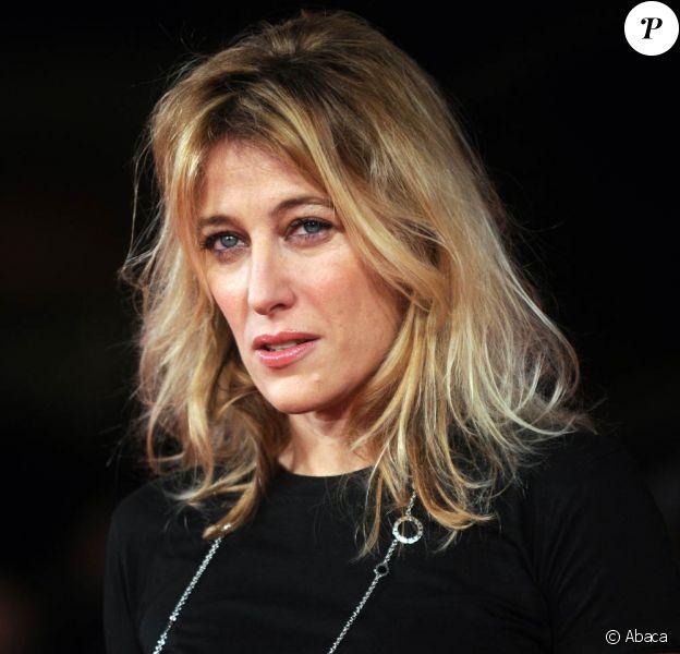 Valeria Bruni-Tedeschi, à l'occasion de l'avant-première des Regrets, dans le cadre du 4e Festival International du Film de Rome, le 19 octobre 2009 !