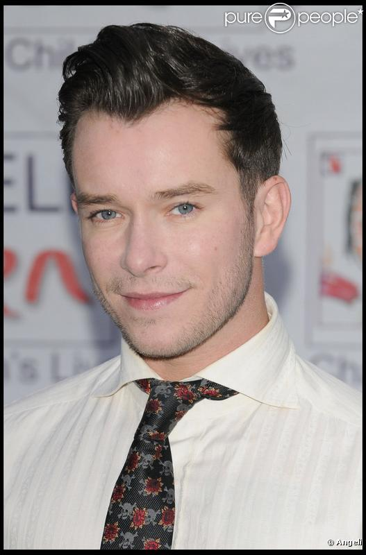 Stephen Gately des Boyzone