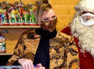 Charlene de Monaco audacieuse : crâne rasé en vue et look masculin avec Albert