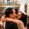 Exclusif - Mariage religieux en l'église de Villanova d' Alizée et Grégoire Lyonnet - Villanova le 18 juin 2016 © Olivier Huitel - Olivier Sanchez / Bestimage - Crystal