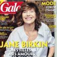 Retrouvez l'interview de Jane Birkin dans le magazine Gala, n°1444 du 11 février 2021.