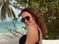 Vitaa : Canon en bikini, elle profite de vacances en famille