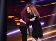 Marine Delterme émue par la surprise de Carla Bruni, un joli duo pour les deux amies de longue date