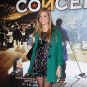 On a retrouvé la pétillante Alice, finaliste de la Star Ac' 8 en soirée avec... Mélanie Laurent !