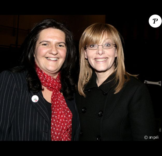 Caroline Diament et Lili Gion, la candidate à la mairie de Neuilly sur Seine