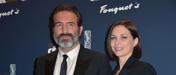 Nathalie Péchalat et Jean Dujardin, leur 2e enfant :