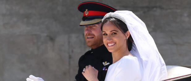 Meghan Markle et le prince Harry : Mariés en secret 3 jours avant la grande cérémonie qualifiée de