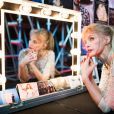 """Exclusif - Arielle Dombasle - Backstage de l'enregistrement de l'émission """"300 Choeurs chantent pour les Fêtes"""", à Paris. Le 14 septembre 2020 © Tiziano Da Silva / Bestimage"""