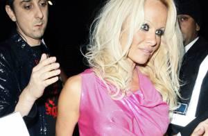 Pamela Anderson : Une Barbie trash qui nous dévoile une nouvelle fois ses dessous...