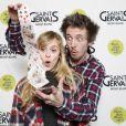 Alice Raucoules et Gus - Les stars du rire participent au 37e Festival Mont-Blanc d'Humour à Saint-Gervais. Le 21 mars 2021.
