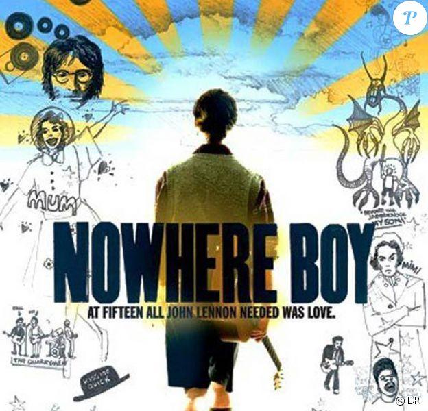Des images de Nowhere Man, le biopic de John Lennon réalisé par Sam Taylor-Wood.