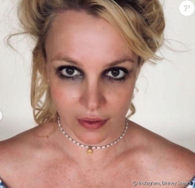 Britney Spears sur Instagram.
