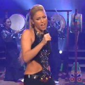 Shakira : Presque aussi hot en live... qu'en clip !