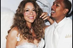 Mariah Carey : elle a encore trouvé un bon prétexte pour sortir... à moitié nue !